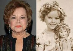 Rest in peace dear old friend..Shirley Temple died..April 24th 2013..
