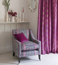 ba1a282d0764 26 Best Designer  Fabrics to Purchase from Encore Decor NYC images ...