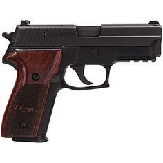 Sig Sauer P229 Rosewood Railed Handgun- Find our speedloader now! http://www.amazon.com/shops/raeind