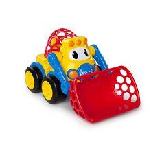 Der Spielzeugtester hat sich das Oball 10313 Go Grippers-Bagger   Spielzeugtester.de  Baby angesehen und kann Dir das Produkt zum Spielen  empfehlen. a3359f7e6aa6
