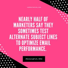 I've noticed this many times that if you keep your subject suspenseful enough than your click-through rates are going to skyrocket.