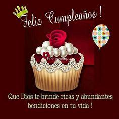 Dios te Bendiga en tu Cumpleaños