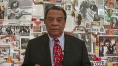 Former Atlanta mayor Andrew Young talks about why he is glad he stayed in school.