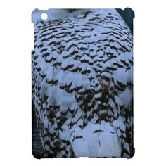 Snowy owl iPad mini cases - photography gifts diy custom unique special