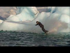 OFFICIAL HD Alaska Wakeboarding teaser from Catchin' Air Tv Show 1080p