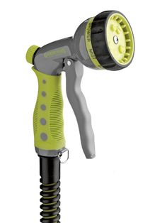 Easy-Squeeze Spray Hose Nozzle   Gardener's Supply