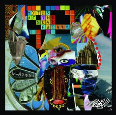 """2007 Mercury Prize winner: """"Myths Of The Near Future"""" by Klaxons - listen with YouTube, Spotify, Apple Music & more at LetsLoop.com"""