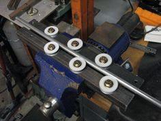 vise tube straightener