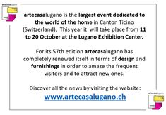 are u an architect or a designer? are u lookinf for an event in Switzerland to exhibit your projects? join to us!