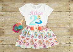 Alice in Wonderland Birthday Outfit Alice in by GirlsDreams