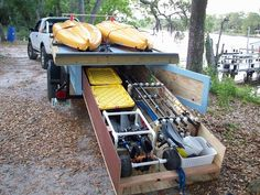 Looking for a kayak trailer or utility trailer. | Kayak Fishing | Texas Fishing Forum