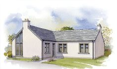 Scotframe timber framed homes Love the full height window Flat Pack Homes, Timber Frame Homes, Kit Homes, New Builds, Wooden Frames, Building A House, Living Spaces, House Design, Windows