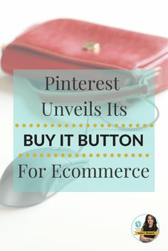 According to Pinterest Expert Anna Bennett Ecommerce businesses will be producing even bigger sales than ever before on Pinterest with the new BUY IT button. If your business is not there you are missing sales. Check out how the new Buy It button works http://www.whiteglovesocialmedia.com/pinterest-unveils-its-buy-it-button-for-ecommerce/