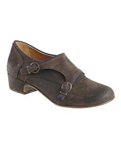 Take a look at this Dark Brown Gemini Bootie - Women by Kickers on #zulily today!