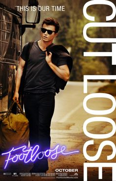 Footloose, still not as good as the original, but I could still watch it over and over..