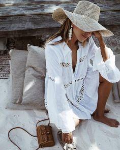 "JULIE SARIÑANA on Instagram: ""Like a dream.../Shop all my @baublebar picks I'm wearing in Tulum, link in bio #baublebar"""
