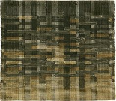 Anni Albers Untitled, 1948 linen and cotton 16 1/2 × 19 1/2 ins. (41.9 × 49.5 cm) Museum of Modern Art, New York 200.50