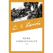 Finished Mere Christianity on New Year's Day.  One book I've wanted to read for a long time but never got to it.