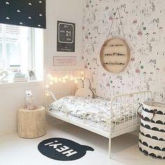 Ideas Deco: HABITACIONES INFANTILES DE ESTILO NÓRDICO PARA NIÑAS   Decorar tu casa es facilisimo.com