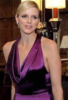 Charlene Wittstock Princess of Monaco