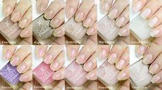 Sheer Strength | #Sephora Beauty Board #nails #sephoranailspotting
