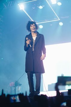 Matty Healy, The 1975, In The Mix Music Festival, Philippines 2016