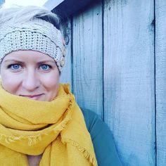 Grace Headband by Crochet Birdie