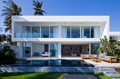 Modern House Design : Oceanique Villas by MM Architects