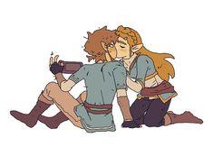 The Legend Of Zelda, Legend Of Zelda Memes, Legend Of Zelda Breath, Zelda Drawing, Princesa Zelda, Botw Zelda, Link Zelda, Video Game Art, Video Games