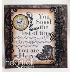 Heartfelt Creations - My Hero Project