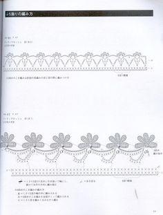 motif and edging crochet | make handmade, crochet, craft