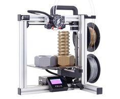 The FELIX Tec 4 Desktop 3D Printer #3DPrinting