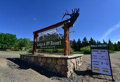 Elk Meadows Lodge Rv Resort Estes Park Colorado Estes Park Resort Estes Park Colorado
