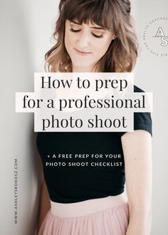 Are you ready to invest in a professional photo shoot for your blog or business? Before you spend major money, do a little planning to get your money's worth out of your big day! Click here to learn 7 things to do before your shoot, PLUS a free guidebook with checklists to help you prepare for the day. This is perfect for holistic nutritionists, yoga teachers, naturopaths, and essential oil advocates! #photoshoot #howtoprepforaphotoshoot #howtoprepareforaphotoshoot #photoshoottips