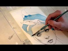 HOW I DO MY DRAWINGS | Jari Di Benedetto
