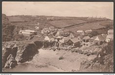 Cadgwith, Cornwall, c.1905-10 - Frith's Postcard