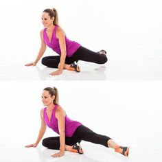 The Bikini Bottom Workout: 7 Lower-Body Blasters Shape up your glutes, hips, thighs, and lower belly with this do-anywhere circuit