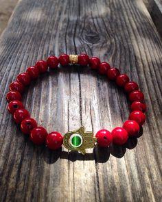 Hamsa Jewelry, Diy Jewelry, Beaded Jewelry, Handmade Jewelry, Women Jewelry, Beaded Bracelets, Bohemian Accessories, Bohemian Jewelry, Diy Wool Felt
