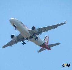@airbus A320 (PR-TYG) da @latam chegando de Fortaleza! Voo JJ3087 #latam #paixaoporvoareservir #airbus #planespotting #instagramaviation #instaplane #airbuslovers #aviationlovers #aviationphotography #planeporn #avporn #spotting #instaaviation #instaplanelovers #instalike #tagsforlikes #tbt #latamgram #photography #photographer #aircraftspotting #recife #nordeste #brasil #fortaleza #ceara #p32 #letsgo @aviacaonordestina