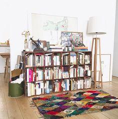 Sézane / Morgane Sézalory - www.sezane.com #sezane #deco #books