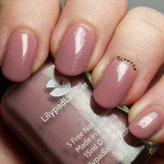 Lilypad Lacquer : The Nude and Neutral Collection Part 2 - Clay