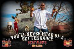 Deaf Man's BBQ Sauce: Blend and Mango Blend - http://hotsaucedaily.com/deaf-mans-bbq-sauce-blend-mango/