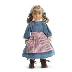 "American Girl Luciana Vega Mini Doll 2018 Girl of the Year NEW IN BOX 6.5/"""