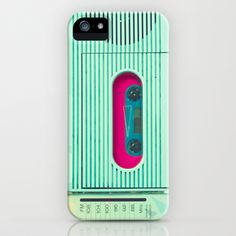 Radio Days  iPhone & iPod Case by Andrea Caroline  - $35.00