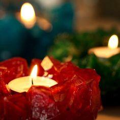 Estas velas de cristal são magicamente fáceis de fazer