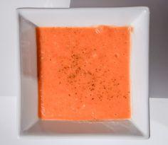 Aderezo de tomate y comino. Receta en http://biografiadeunplato.com/aderezos-saludables/