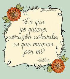 Contigo - Joaquín Sabina