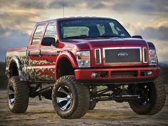 #Ford #liftedtrucks