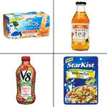 The Best Healthy Food Products from Cooking Light - think snacks to beer to bagels.