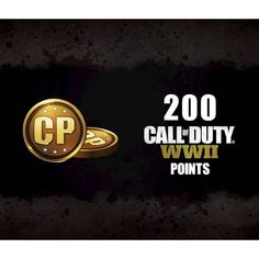 Just added to PlayStation 4 on Best Buy : 200 Call of Duty: WWII Points - PlayStation 4 - Digital Download